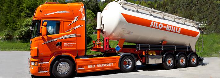 Wille Transporte seit 1937